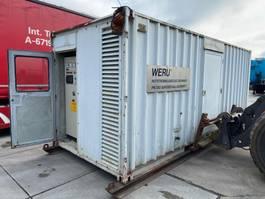 container aggregaat Perkins 250 KVA 2003