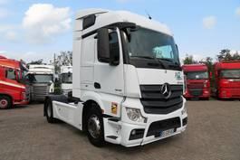 standaard trekker Mercedes-Benz Actros 1848 Euro 6 Original  France truck (1st owner). TUV till 27-04-22 2014