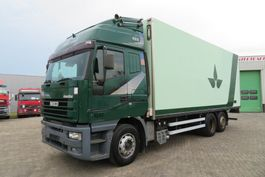 koelwagen vrachtwagen Iveco 440 E42 6x2 3 axel Cool truck Thermoking . VERY CLEAN! 1998
