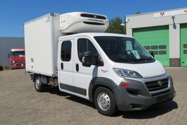 koelwagen bestelwagen Fiat 2.3 Multijet, Thermoking  T500 R diesel/ electric, driving license B (NO Tacho!),  sleeping place 2017