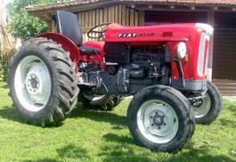 standaard tractor landbouw Fiat FIAT 411R Tractor