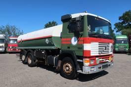 tankwagen vrachtwagen Volvo F10  (manual injection pomp) full spring 3 axels 15010  Liters 1992
