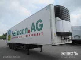 koel-vries oplegger Schmitz Cargobull Auflieger Tiefkühler Standard Dubbele laadvloer 2012