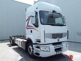 chassis cabine vrachtwagen Renault Premium 460