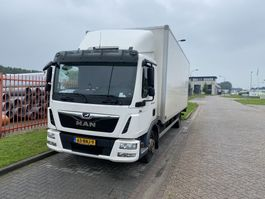 bakwagen vrachtwagen MAN TGL 12 .220 2019