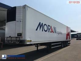 koel-vries oplegger Montracon Frigo trailer + Carrier Vector 1550 2015