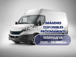 bakwagen vrachtwagen Iveco DAILY 35S14V 12M3 E6 2020