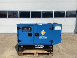 generator SDMO T6KM Mitsubishi 6 kVA Supersilent generatorset 2015