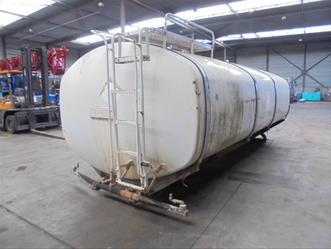tankcontainer Ravas INI 20000 LITER 2007