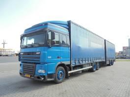 schuifzeil vrachtwagen DAF FAR 105.410 6X2 2008