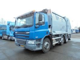 vuilniswagen vrachtwagen DAF FAG CF75-310 2011