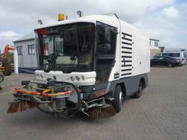 Veegmachine vrachtwagen Ravo 540 3E BORSTEL EURO3 HOGEDRUK WATERPOMP 2013