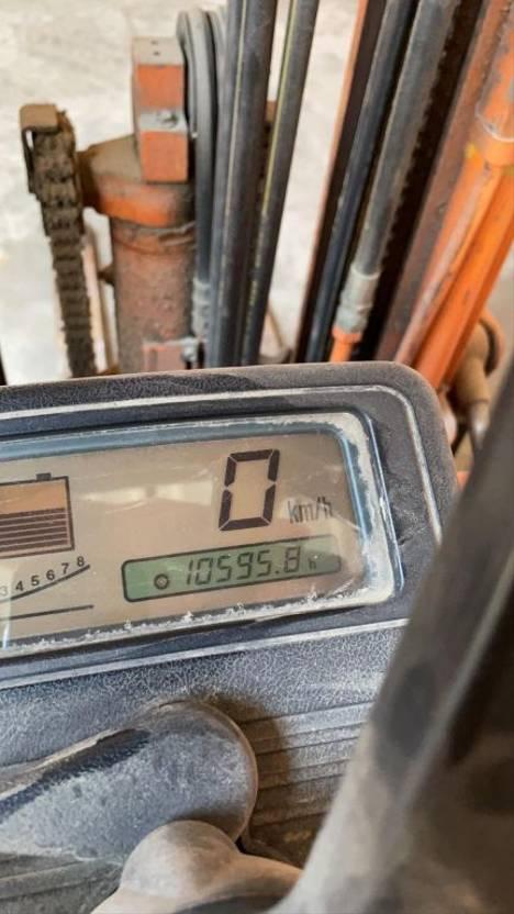vorkheftruck Toyota Elektrische 4-wiel Heftruck - FBM 25