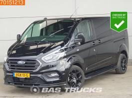 chassis cabine bedrijfswagen Ford 170PK L2H1 Sport! ACC Navi Trekhaak Dubbel Cabine 4m3 A/C Double cabin T... 2020