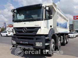 kipper vrachtwagen > 7.5 t Mercedes-Benz 2014 AXOR 4140 AC EURO 5 8X4 HARDOX TIPPER SHORT CHASSIS 2014