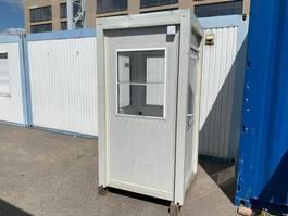 overige containers Container - Cash register - Concierge - 1,21 x 1,11 x 2,29m - NEW 2021