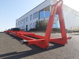 overige containers Abroll retractable frame for 20