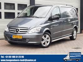 gesloten bestelwagen Mercedes-Benz 113 CDI Automaat - Cruise - Airco 2011
