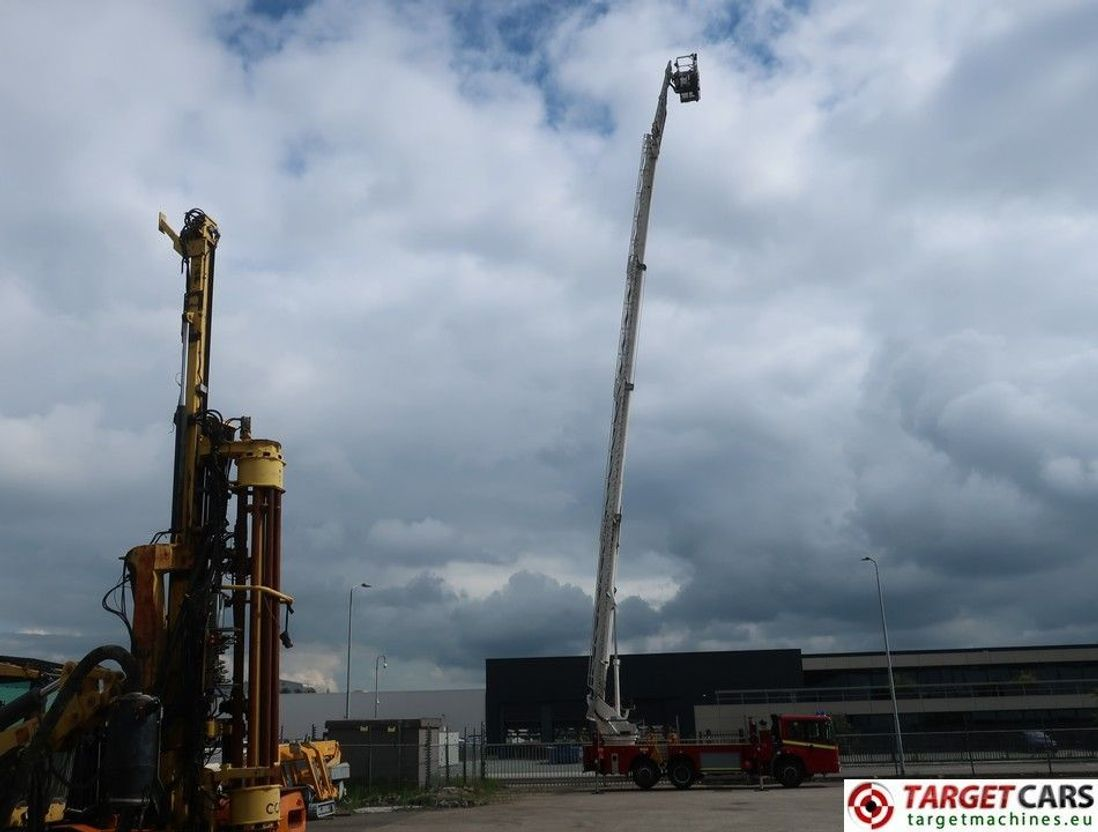 autohoogwerker vrachtwagen Mercedes-Benz Econic 2628 Magirus ALP320L Ladder Boom Work Lift 3200cm 2002