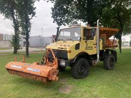 kipper vrachtwagen > 7.5 t Unimog U1200 1200 1992