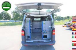 overige personenwagens Volkswagen 10.2021 T 5 Transporter 2.5 TDI 4Motion Werkstatteinbau 2009