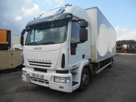 bakwagen vrachtwagen Iveco Eurocargo 2008