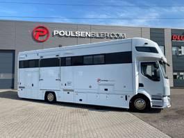 paardenvrachtwagen Volvo FL 280 EQUIX STX Horsetruck 2015
