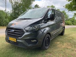gesloten bestelwagen Ford Ford Transit Custom Van