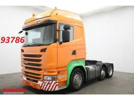 standaard trekker Scania R410 6x2 Aut. PTO Retarder Euro 6 2015