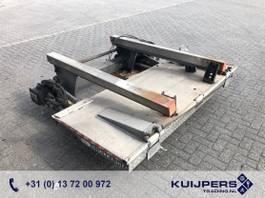 Laadklep vrachtwagen onderdeel Dhollandia DHSMR.20 / Laadklep Loadlift Ladebordwand / 2000 kg 2014