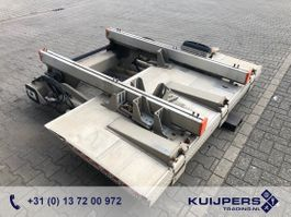 Laadklep vrachtwagen onderdeel Dhollandia DHSM.30 / Laadklep Loadlift Ladebordwand / 2500 kg 2016