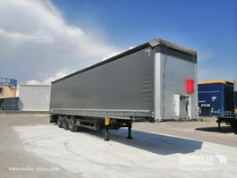 schuifzeil oplegger Schmitz Cargobull Semitrailer Συρόμενος μουσαμάς Πρότυπο 2016