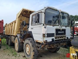 overige vrachtwagens MAN KAT 8x8 axle broken V8 1994