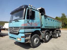 kipper vrachtwagen > 7.5 t Mercedes-Benz Actros 4143 MERCEDES BENZ ACTROS 4143 (8X4) 1999