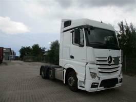 standaard trekker Mercedes-Benz Actros 2548 LS MP 4 2014