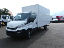 gesloten bestelwagen Iveco 35S16 Koffer/LBW 500Kg, 2019