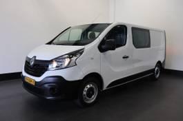 gesloten bestelwagen Renault 1.6 dCi T29 L2H1 Dubbele Cabine - Airco - Navi - Cruise - € 12.950,- Ex. 2016