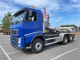 containersysteem vrachtwagen Volvo FH 420 6x2/3800 2013