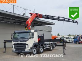 platform vrachtwagen Volvo FM 460 8X2 NEW! Crane Palfinger PK63002 Lift-Steering Axle Euro 6 2021