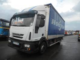 huifzeil vrachtwagen Iveco Eurocargo 2008