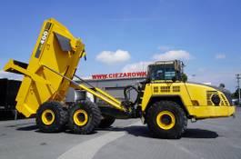 knikdumper Komatsu HM400-3 , 34t , 6X6 , 24m3/40t load , ROPS , CE 2013