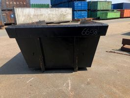 overige bouwmachine Vernooy portaalcontainer PA6698