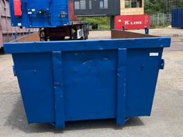 overige bouwmachine Vernooy portaalcontainer PA6686