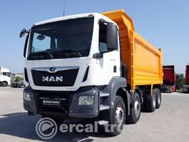 kipper vrachtwagen > 7.5 t MAN 2018 TGS 41.420 AUTO AC 8X4 HARDOX TIPPER 2018