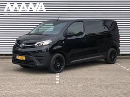 gesloten bestelwagen Opel (Toyota ProAce) 2.0 D-4D Cool Comfort Trekhaak Bluetooth Airco 2019