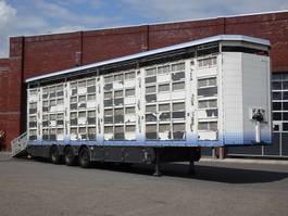 vee oplegger Pezzaioli 3/4 deck - 132M2 - Water & Ventilation - Lifting roof - Shields - Heating 2015