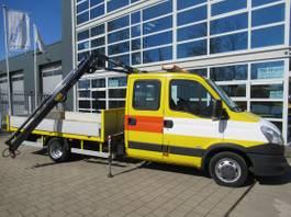 platform bedrijfswagen Iveco 35C13 Amco Veba V103 2S 2014