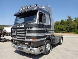 standaard trekker Scania R143 SCANIA 143M.420 (4X2) STREAMLINE 1994