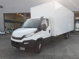 bakwagen vrachtwagen Iveco Daily 72 72C18P 2019