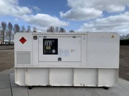generator FG Wilson Perkins P70 70 kVA Turbo XXL Tank Internal loadbank As New !